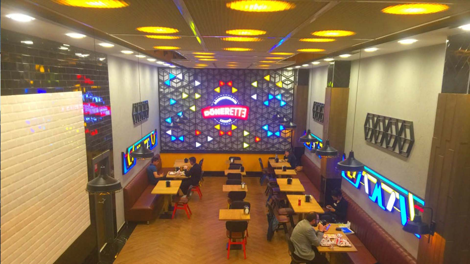 Dönerette Restaurant Ankara